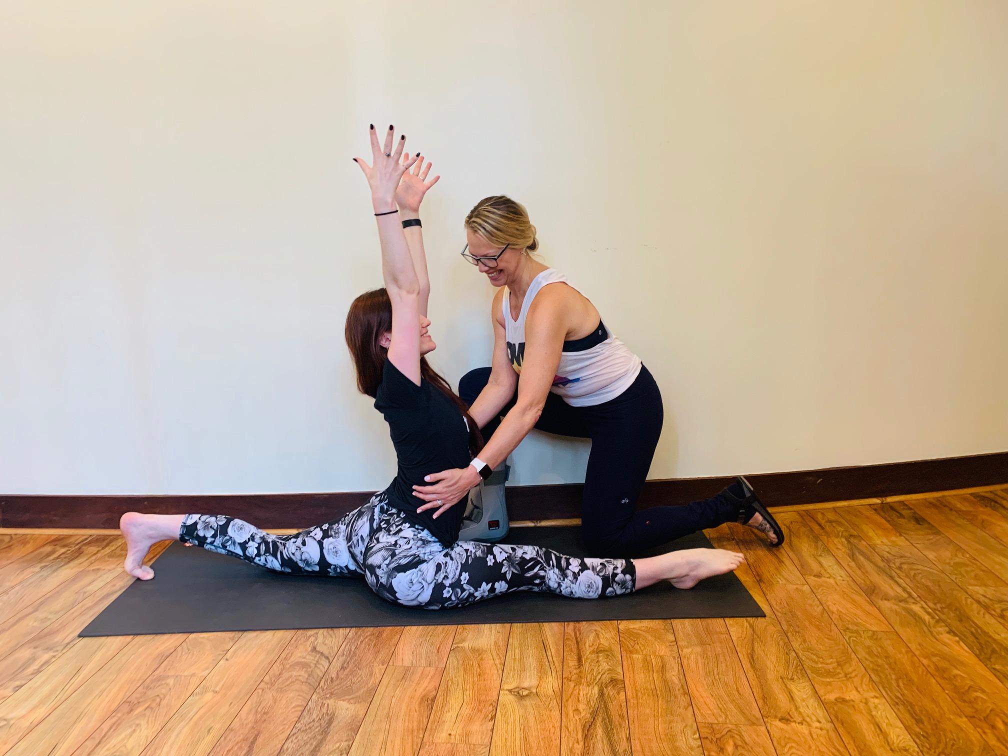 Yoga Splits: Journey to Hanumanasana   ROCKVILLE YOGA CLASSES